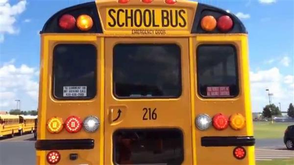 SCHOOL BUS STOPS - WHAT EVERY DRIVER MUST KNOW