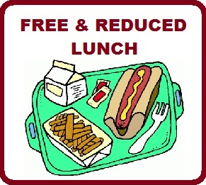 Free and Reduced lunch art
